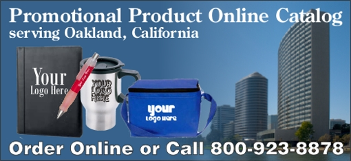 Promotional Products Oakland, California